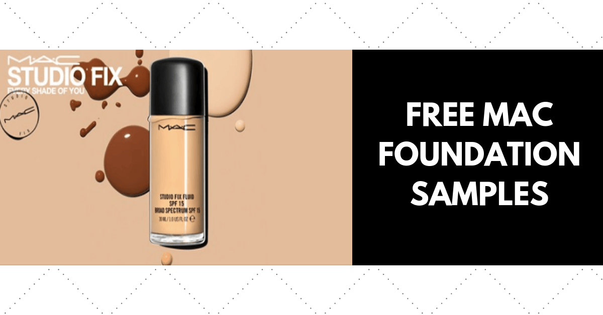 Free Mac Samples Foundation
