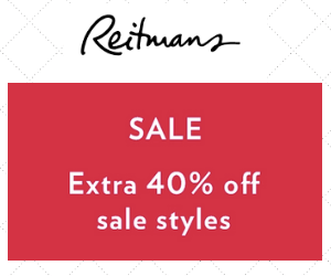 40% Off at Reitmans