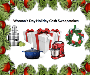 Free Woman's Day Magazine + Win a $1,000 Shopping Spree