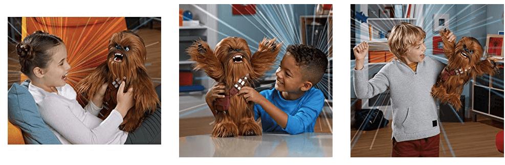 star wars furreal chewie