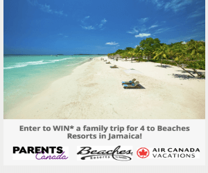 Win an All-Inclusive Trip for 4 to Jamaica