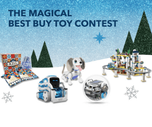 Win the Best Buy Toy Contest