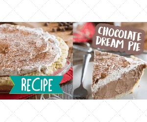 Chocolate Dream Pie Recipe