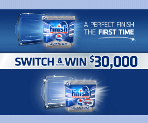 Win $30,000 Cash & More from Finish!
