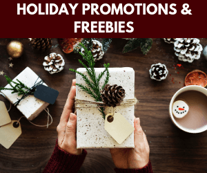 Hottest Holiday Promotions and Rewards