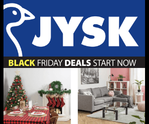 JYSK Black Friday Sale