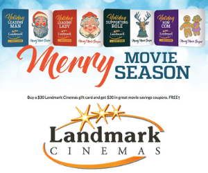 Free Landmark Product Coupons With Purchase
