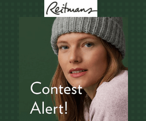 Win 6 Free $250 Reitmans Gift Cards