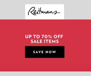 70% Off at Reitmans