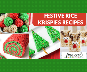 Festive Rice Krispies Recipes