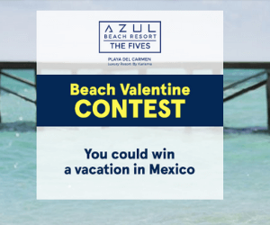 Win A Free Trip to Mexico from Air Transat