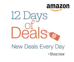Amazon 12 Days of Deals Sale