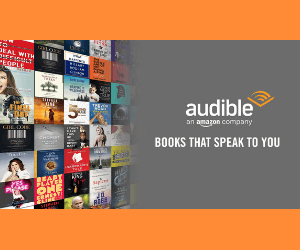 2 Free Audiobooks with Amazon Audible