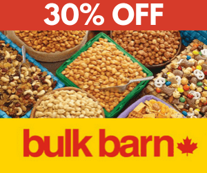 Valuable Bulk Barn Coupons