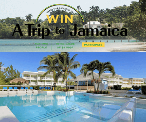 Win a Free Trip to Jamaica from La Vie En Rose