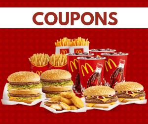 Free McDonald's Coupons