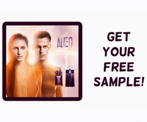 Free Perfume Sample!