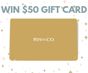 Win a Free $50 RW&CO Gift Card & More