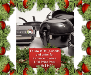 Win A T-Fal Prize Pack Worth $1450