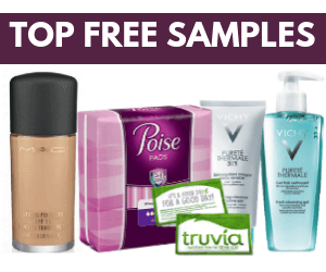 Top Free Samples in Canada