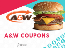 A&W Coupons: Get Yours Today and Save