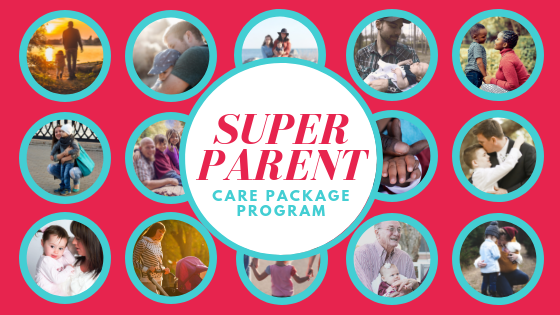 Super Parent Care Package Program Entries
