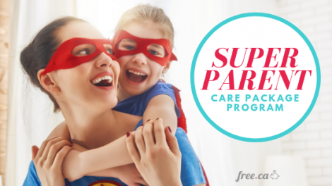 Free.ca Super Parent Care Package Program 2019