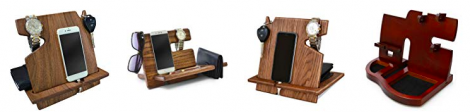 valentines gift ideas for him smart desk organizer idea