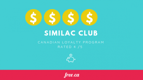 Similac Club Free.ca rating