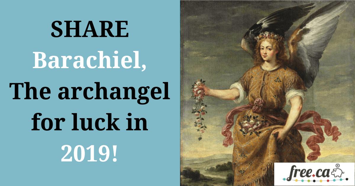 Share Archangel Barachiel