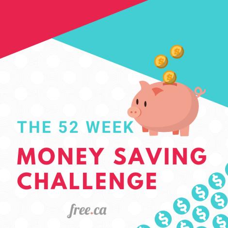 money saving tips the 52 week money saving challenge