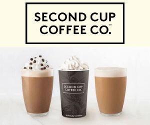 Free Second Cup Coupon