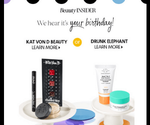 Free Sephora Birthday Gift For 2019