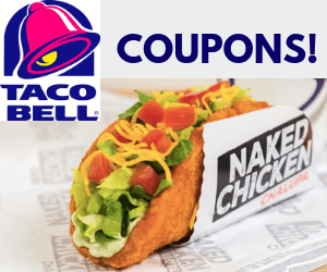Free Taco Bell Coupon