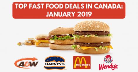 fast food deals canada