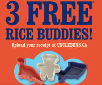 Free Rice Buddies From Uncle Ben's