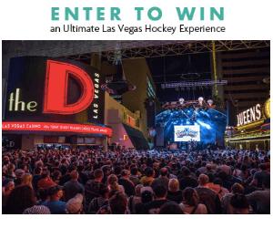 Win a Trip to Las Vegas from WestJet!