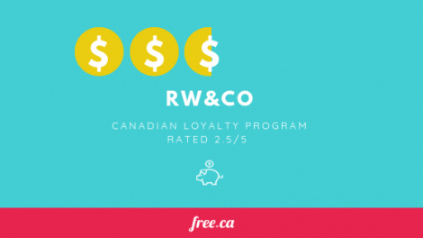 RWInsider loyalty program in Canada rated by Free.ca