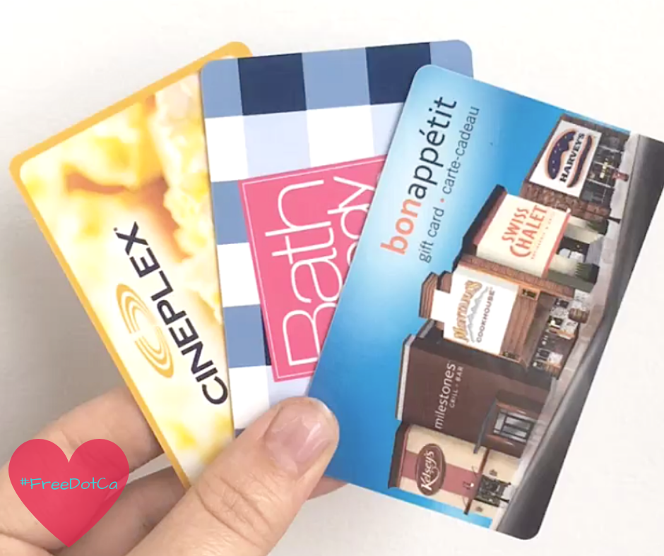 Win a $25 Gift Card from Free.ca: February Members-Only Contest