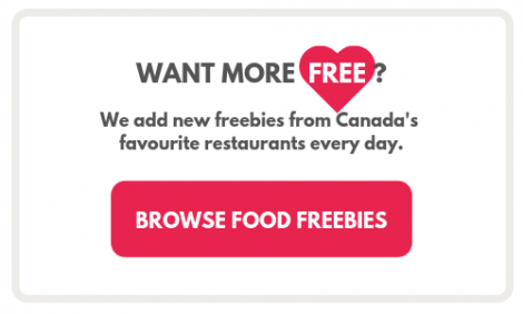 free food coupons for Canada