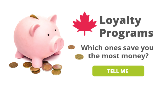 Top money-saving loyalty programs in Canada