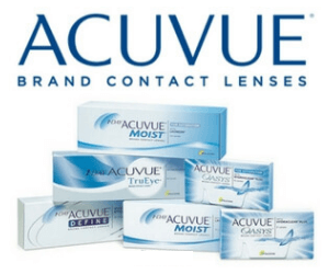Free Acuvue Contact Lenses