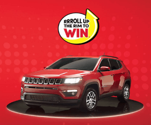 Win a Free Jeep