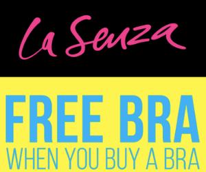 BOGO Free at La Senza