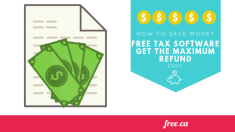 free tax software canada