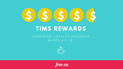 tims rewards