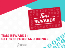 NEW Tims Rewards: How You Can Get Free Tim Hortons