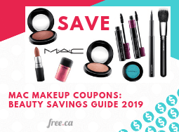 MAC Makeup Coupons: Beauty Savings Guide 2019