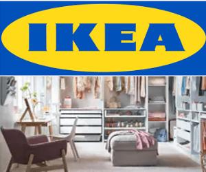 60% Off IKEA Sale