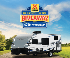 Win an RV & More from KOA